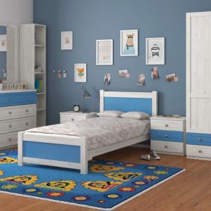 Παιδικό Κρεβάτι Ν145