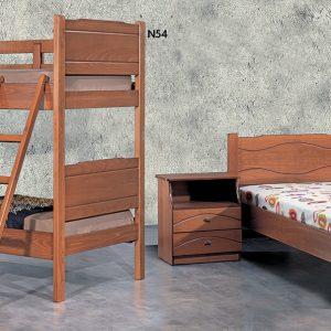 Παιδικό Κρεβάτι Ν54