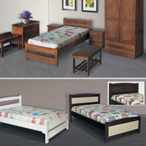 Παιδικό Κρεβάτι Ν155