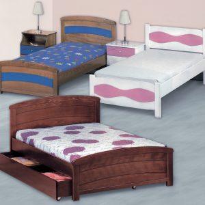 Παιδικό Κρεβάτι Ν55