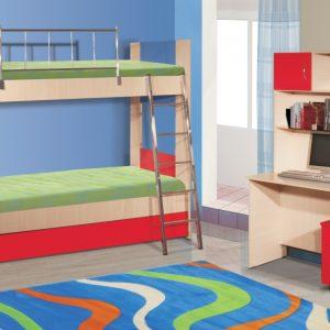 Παιδικό Κρεβάτι Π2
