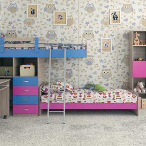 Παιδικό Κρεβάτι Π3