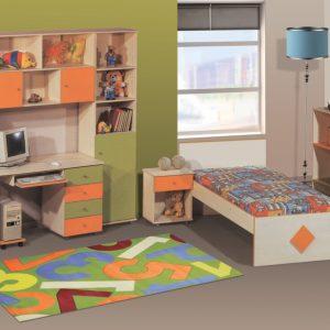 Παιδικό Κρεβάτι Π5
